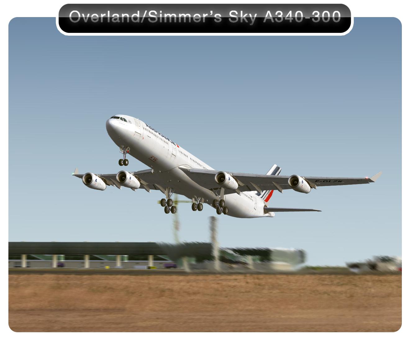 Air France A340-300 NC | nixpilot