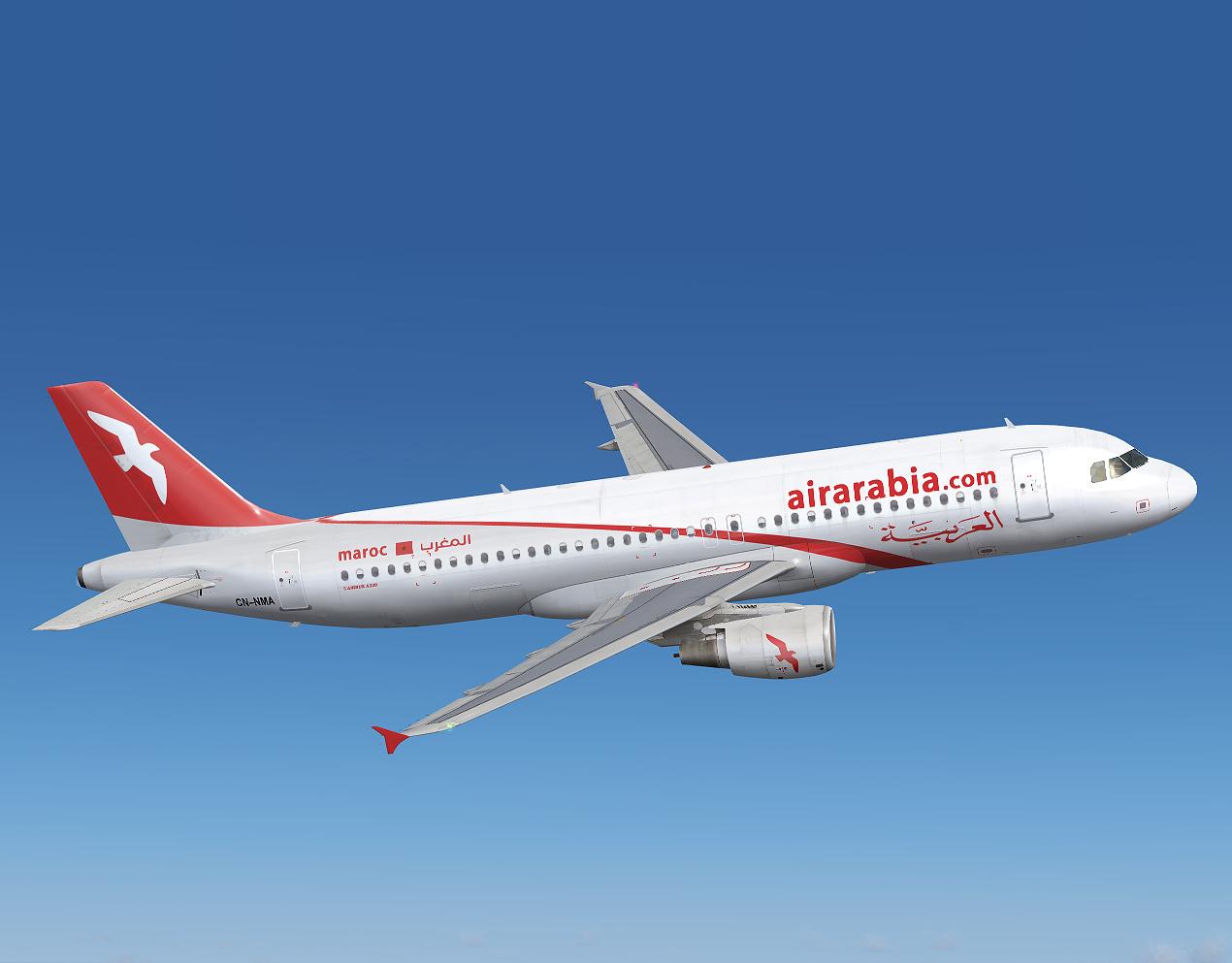 Air Arabia A320-214